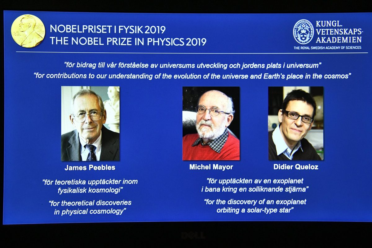 Nobel Prize for Physics
