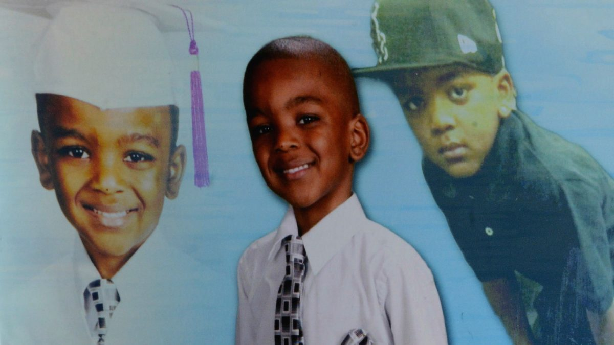 9-year-old Tyshawn Lee