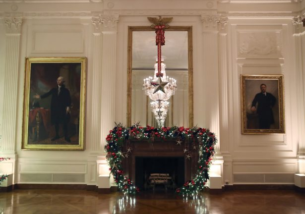 white house 2019 decorations
