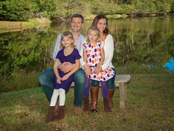The Gahan family