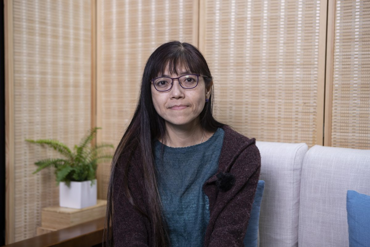 Ah Ming, Hong Kong social worker