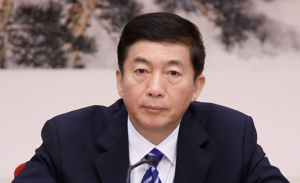 New Head of Hong Kong Liaison Office Strikes Conciliatory Tone in First Public Speech